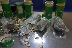 Tội phạm trong và ngoài nước bắt tay vận chuyển ma túy