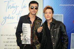 Lou Hoàng bị OnlyC dọa 'cắt cơm' nếu không chịu đóng MV mới của thầy
