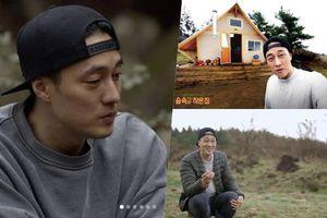 Vào sống trong rừng mà So Ji Sub vẫn khiến fan rụng tim với những khoảnh khắc đẹp như truyện tranh