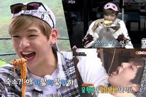 Kang Daniel - 'mãnh thú' muốn ăn cả thế giới mỗi khi chơi gameshow