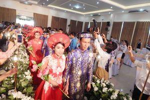 Thừa Thiên Huế: Tổ chức lễ cưới tập thể cho 12 cặp đôi khó khăn
