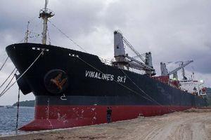 Vinalines nói gì về việc hạ giá bán tàu Vinalines Sky?