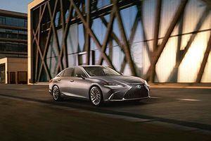 Lexus chính thức ra mắt ES 2019 tại Trung Quốc