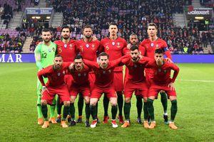 Đội tuyển Bồ Đào Nha World Cup 2018: Mơ lặp lại kỳ tích