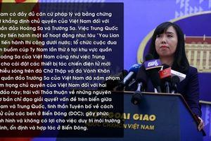 Trung Quốc liên tiếp xâm phạm nghiêm trọng chủ quyền của Việt Nam ở Biển Đông