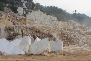 Bộ Tài chính phản hồi về khung giá tính thuế tài nguyên đối với đá hoa trắng