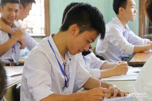 Lớp học chỉ có 1 học sinh đăng ký xét tuyển đại học