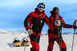 Câu chuyện của nhà thám hiểm đầu tiên trong lịch sử đến Nam cực bằng năng lượng tái tạo