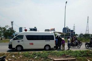 Đà Nẵng: 2 nam bảo vệ liều mình nhảy sông cứu người tự tử