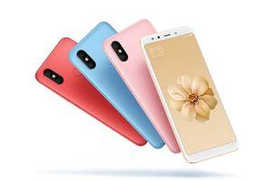 Cận cảnh Xiaomi Mi 6X: Camera kép, chip S660, RAM 6 GB, giá gần 6 triệu