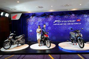 Vừa ra mắt, Honda Future 125cc Fi 2018 có gì đáng chú ý?