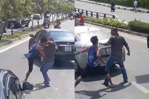 Ẩu đả trên đường phố, VĐV Muay Thái khẳng định 'chỉ để tự vệ'