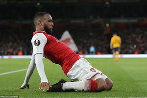Chơi hơn người 80 phút, Arsenal vẫn không thắng nổi Atletico