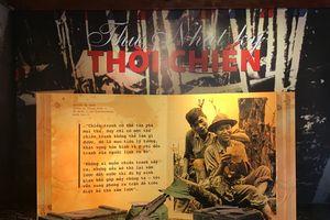 'Thư, nhật ký thời chiến': 'Bom đạn không thể làm rung chuyển trái tim chúng con'