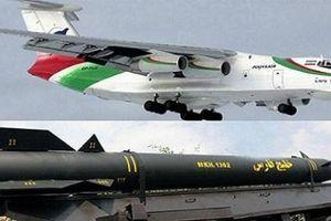Iran giăng hàng ngàn tên lửa, hãm Israel trong tử địa