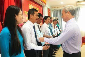 Đồng Nai thay đổi lãnh đạo chủ chốt của 5 huyện