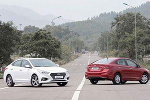 Điểm mặt xe sedan giá rẻ chỉ dưới 500 triệu tại VN