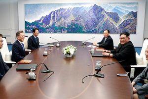 Lãnh đạo Triều Tiên, Hàn Quốc ký tuyên bố chung
