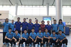 Tuyển Futsal nữ Việt Nam đã có mặt Thái Lan, quyết chiến tại VCK Futsal nữ châu Á 2018