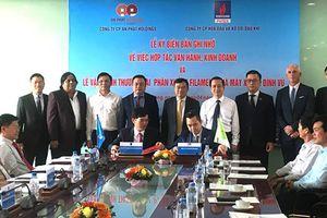PVTEX và Tập đoàn An Phát hợp tác vận hành, kinh doanh Nhà máy xơ sợi Đình Vũ