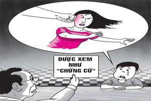 Cha mẹ ly hôn, lời khai của đứa con nhỏ có được coi là 'chứng cứ' trước tòa?