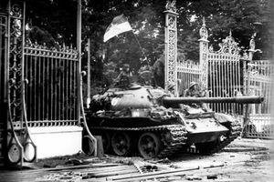 Đại thắng mùa Xuân 1975: Thắng lợi của nghệ thuật kết hợp phát huy sức mạnh dân tộc với sức mạnh thời đại