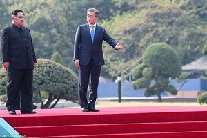 Những hình ảnh ấn tượng về Hội nghị Thượng đỉnh liên Triều lịch sử