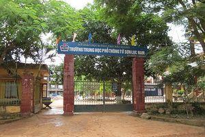 Nữ sinh bị đâm tử vong trước cổng trường ở Bắc Giang