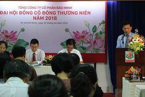 Đại hội cổ đông Bảo Minh: SCIC chưa thoái vốn trong năm nay