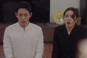 'Chị đẹp' tập 9: Mẹ suýt ngất xỉu khi biết Jin Ah yêu bạn của em trai