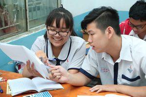 Hầu hết thí sinh Bến Tre được dự thi THPTQG tại trường THPT đang học