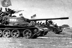 Tiến công tiêu diệt 5 sư đoàn chủ lực ngụy, trận mở đầu chiến dịch Hồ Chí Minh