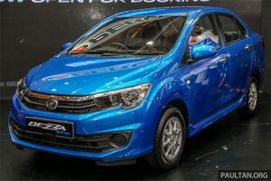 Ô tô sedan cỡ nhỏ như Vios, giá chỉ 200 triệu