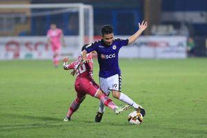 Quang Hải lập cú đúp kiến tạo, Hà Nội FC thắng '5 sao'