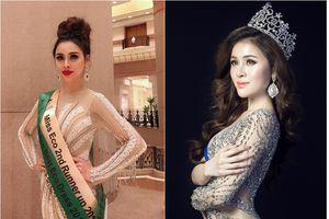 HOT: Thư Dung đăng quang Á hậu 2 xác lập kỉ lục tại Miss Eco International 2018