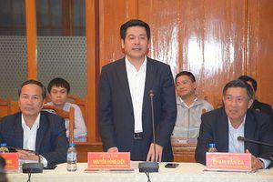 Chân dung tân Bí thư Tỉnh ủy Thái Bình Nguyễn Hồng Diên