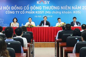 Đại hội đồng cổ đông Kosy: Mục tiêu doanh thu 1.500 tỷ đồng