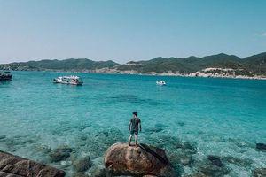 Trải nghiệm vẻ đẹp thanh bình trên đảo Bình Hưng