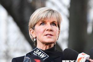 Ngoại trưởng Australia lo ngại tình hình chính trị tại Campuchia