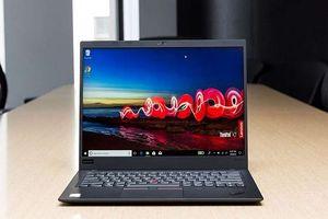 Đánh giá ThinkPad X1 Cacbon 2018: Laptop cho giới doanh nhân