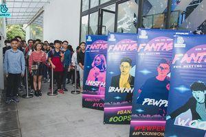 Lần đầu tiên tại Việt Nam có một Fan Battle dành cho Influencer hoành tráng như vậy
