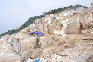 Gỡ khó cho các doanh nghiệp khai thác và chế biến đá
