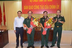 Nhân sự mới tại Bộ Quốc phòng và 9 tỉnh thành