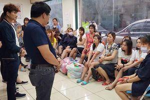 Cháy ở Đài Loan, Trung Quốc: Không có lao động Việt Nam thương vong