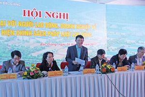 Sở LĐ-TB&XH Bắc Giang: Lắng nghe và thực hiện tốt nhiệm vụ từ cơ sở