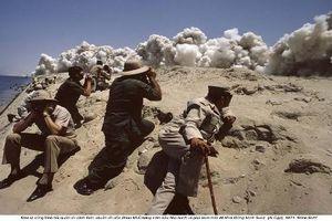Ấn tượng binh lực Ai Cập đánh bại Israel trong Chiến tranh Yom Kippur