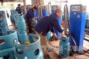 Giá gas tháng 5 tăng 833 đồng/kg