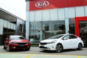 Bảng giá ô tô Kia tháng 5/2018: Kia Morning giảm giá, Cerato tăng giá bán