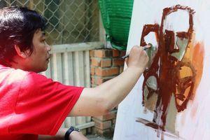 Nghệ sĩ 3 miền về Huế 'vẽ nhạc Trịnh'