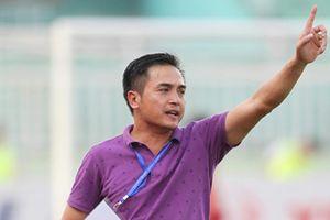 Thanh Hóa chưa bỏ mục tiêu vô địch V-League
